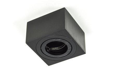 Anbauleuchte OH37S schwarz Kobi