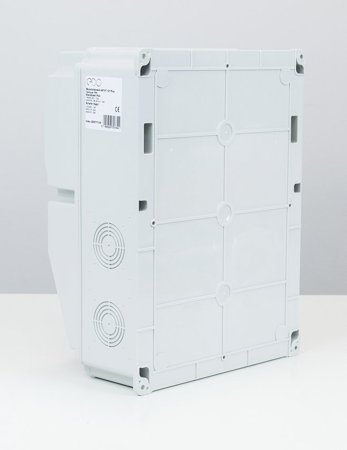 Baustromverteiler Komplett EDO ASTAT 121 PLUS IP65 2x16A/5P, 4x230V SCHUKO mit Hager Sicherungen