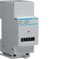 Betriebsstundenzähler Hager EC100