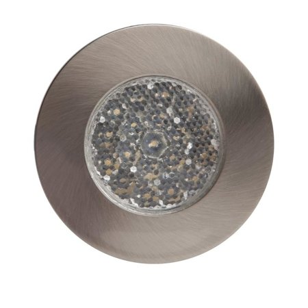 Die Fassung für Deckenspot LED SINGLE CIRCLE matt Chrom Kobi
