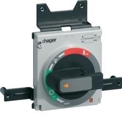 Drehantrieb für Baugröße h1000 Hager HXE030H