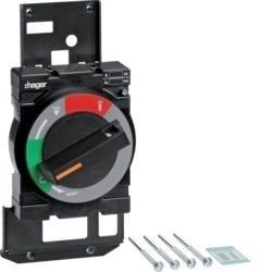 Drehantrieb für Baugröße h1600 Hager HXF030H