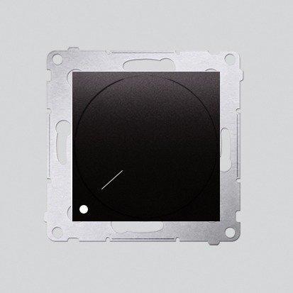 Drehdimmer 2polig für dimmbare LEDs anthrazit matt Simon 54 Premium Kontakt Simon DS9L2.01/48