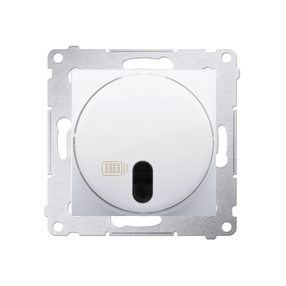 Druckdimmer (Modul) mit Fernbedienung 20- 500W Simon 54 Premium Kontakt Simon DS13T.01/11