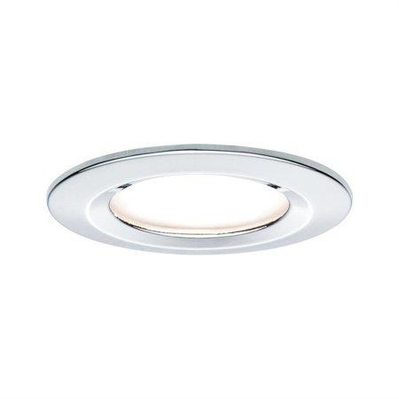 Einbauleuchte LED Premium EBL Coin Slim 6,8W 2700K 415lm Chrom