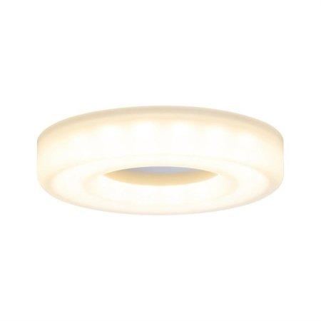 Einbauleuchte, rund LED Bagel LED 3x5,5W Acrylat Satin