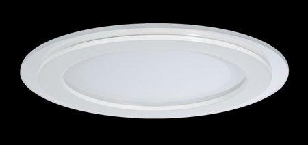 Einbauleuchte, rund LED DecoDot 2x7,5W weiß