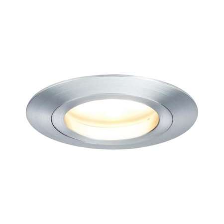 Einbauleuchten Coin dimmbar LED 7W 2700K Aluminium