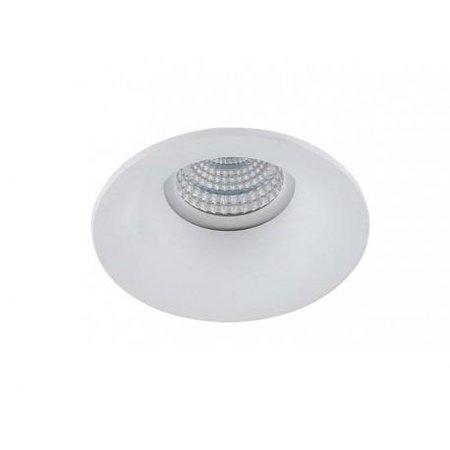Einbaustrahler ADAMO MIDST Modern Aluminium Weiß Azzardo AZ1483