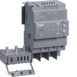 FI-Block Baugröße x160 3polig 160A Idn einstellbar Hager HBA160H