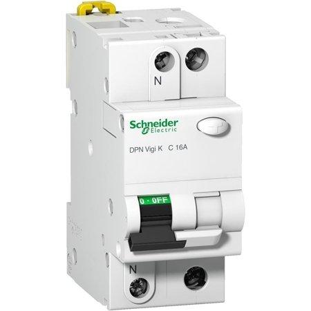 Fehlerstrom-Schutzschalter DPNVigiK-B10-30-1N-AC B 10A 1N 30 mA Typ AC