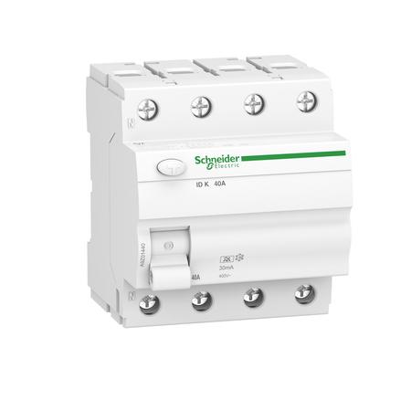 Fehlerstrom Schutzschalter IDK-40-4-30-A 40A 4-polig 30mA Typ A