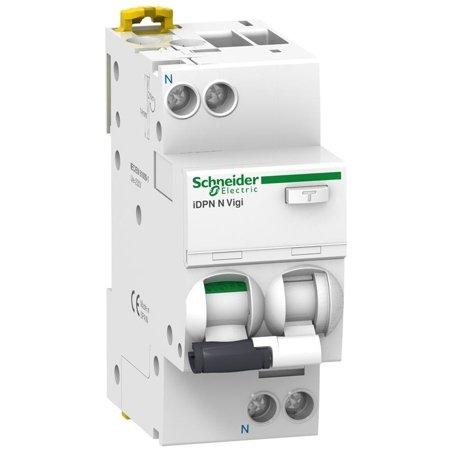 Fehlerstrom-Schutzschalter iDPNNVigi-B10-10-1N-A B 10A 1N-polig 10 mA Typ A