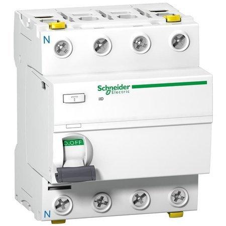 Fehlerstrom Schutzschalter iID-40-4-100-A 40A 4-polig 100mA Typ A