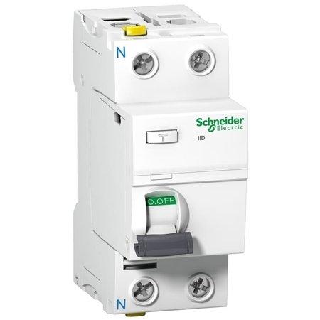 Fehlerstrom Schutzschalter iID-63-2-100-A 63A 2- P+E 100mA Typ A