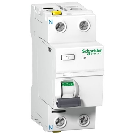 Fehlerstrom Schutzschalter iID-80-2-100-AC 80A 2- P+E 100mA Typ AC