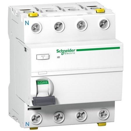 Fehlerstrom Schutzschalter iID-80-4-100-AC 80A 4-polig 100mA Typ AC