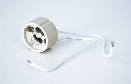 GU10 Fassung LED Halogen Lampenfassung Sockel Keramik SK-10