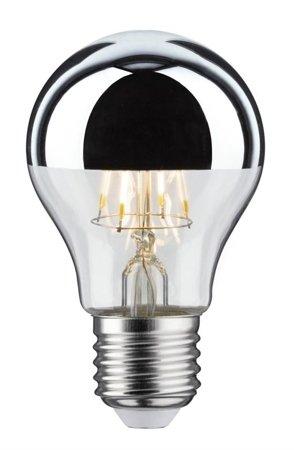 Glühbirne LED AGL Silber E27 5W 2700K 380lm