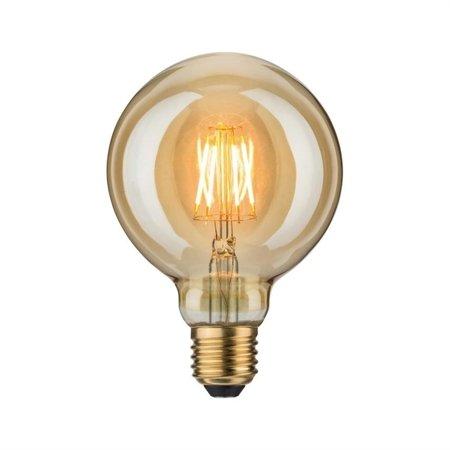 Glühbirne LED Globe 95 E27 6,5W Gold 1700K 400lm