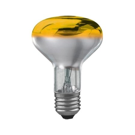 Glühbirne R80 E27 Gelb 60W 279lm