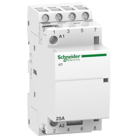 Installationsschütz iCT50-25-40-24 25A 4NO 50Hz 24 VAC