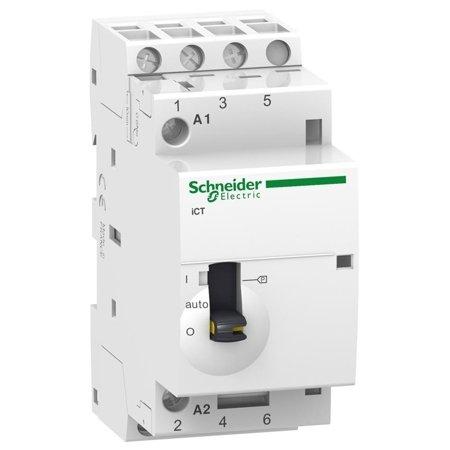 Installationsschütz iCT50r25-30-230 25A 3NO 50/60Hz 220/240 VAC