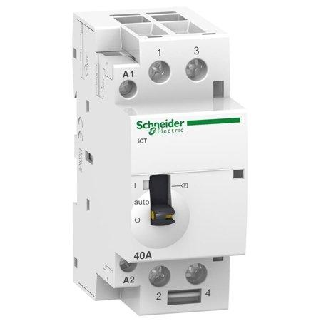 Installationsschütz iCT50r63-20-24 63A 2NO 50/60Hz 24 VAC