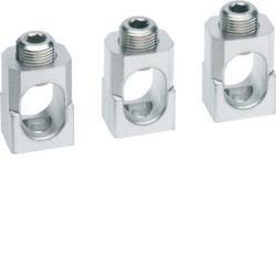 Käfigklemmen für Kabel Cu H250 3P HYC003H Hager