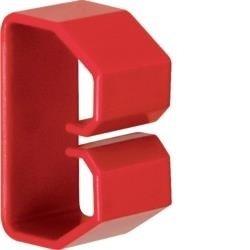 Klammer aus PC/ABS halogenfrei zu Verdrahungskanal HNG 37x50mm Hager HN370503