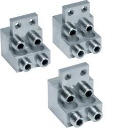 Klemmen für Baugröße h800/h1000 3polig Alu/Kupfer 4x 95-240mm? Hager HYE007H