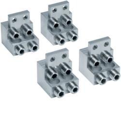 Klemmen für Baugröße h800/h1000 4polig Alu/Kupfer 4x 95-240mm? Hager HYE008H