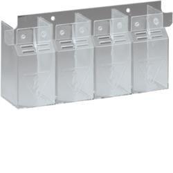 Klemmenabdeckungen für Lasttrennschalter 200-400A 4polig Hager HZC204
