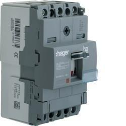 Lasttrennschalter h3 x160 3 polig 160A CTC Hager HCA160H