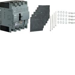 Leistungschalter h250 4P 50kA 40A LSI Hager HNC041H