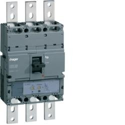 Leistungsschalter Baugröße h1000 3polig 50kA 630A LSI Hager HNE630H
