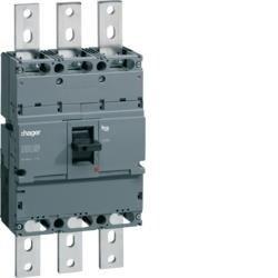 Leistungsschalter Baugröße h1000 3polig 800A Hager HCE800H