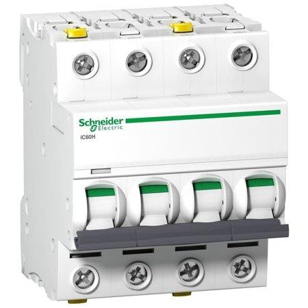 Leitungsschutzschalter iC60H-C1-4 C 1A 4-polig