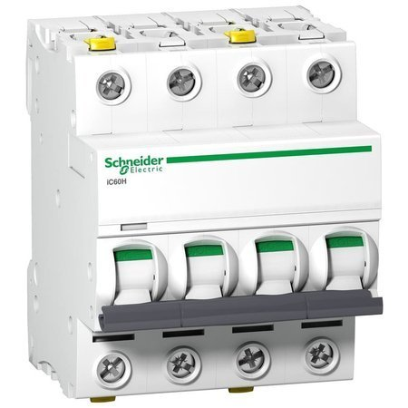 Leitungsschutzschalter iC60H-C16-4 C 16A 4-polig