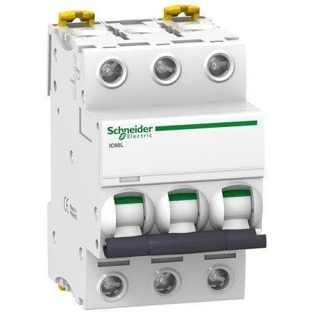 Leitungsschutzschalter iC60L-C10-3 C 10A 3-polig