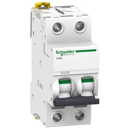 Leitungsschutzschalter iC60L-K1-2 C 1A 2- P+E