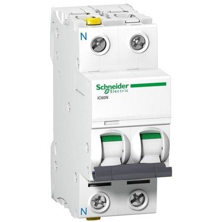 Leitungsschutzschalter iC60N-C2-1N C 2A 1N-polig