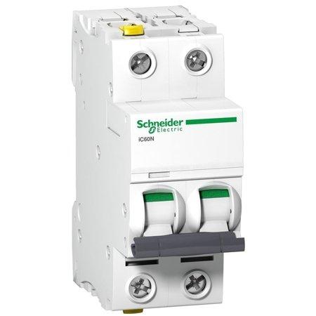 Leitungsschutzschalter iC60N-C2-2 C 2A 2- P+E