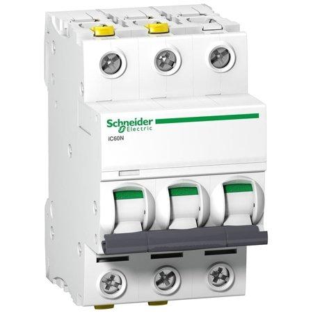 Leitungsschutzschalter iC60N-C40-3 C 40A 3-polig