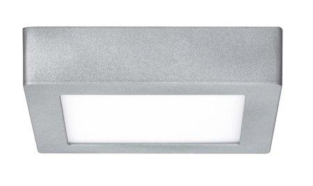 Panel LED Lunar 170x170mm 10,5W 3000K 760lm Chrom matt Aluminium
