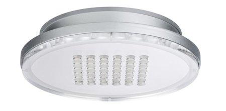 Panel LED rund 210mm Shower Panel LED 10W 2700K Aluminium