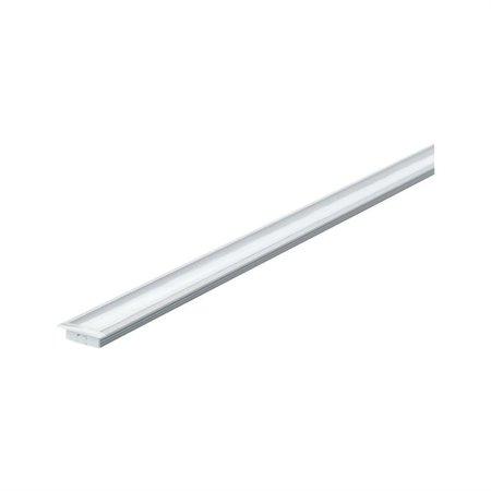 Profil mit Diffusor Floor 200cm Aluminium