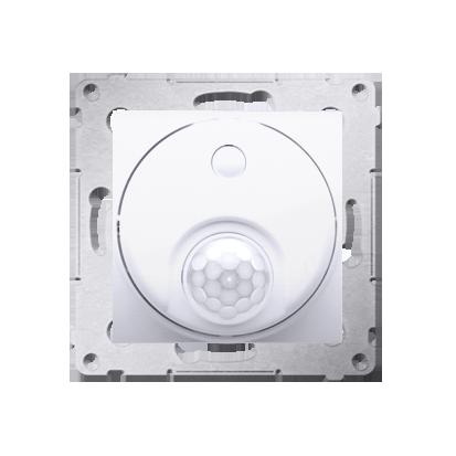 Relais- Schalter (Modul) mit Bewegungssensor Verwendung im offenen Bereich weiß DCR11P.01/11