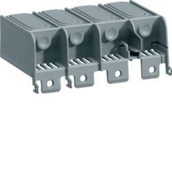 Standard-Anschlussabdeckung x160 4P HYA028H Hager