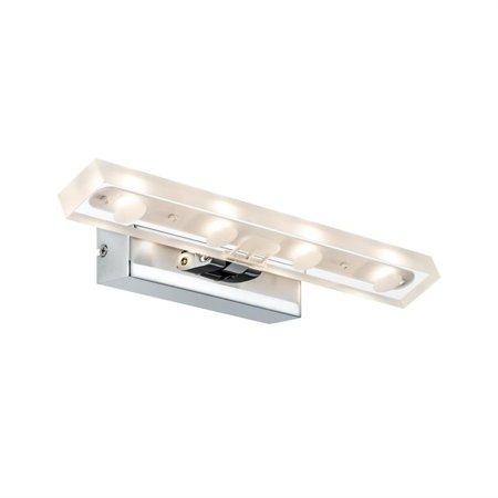 Strahler Galeria LED Bilderl Block 4W 2700K Chrom